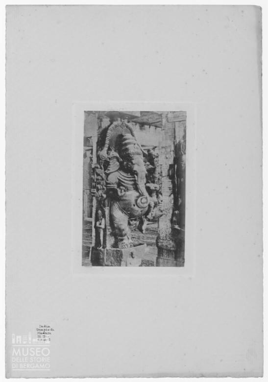 Tempio di Madura. Il dio Ganesh