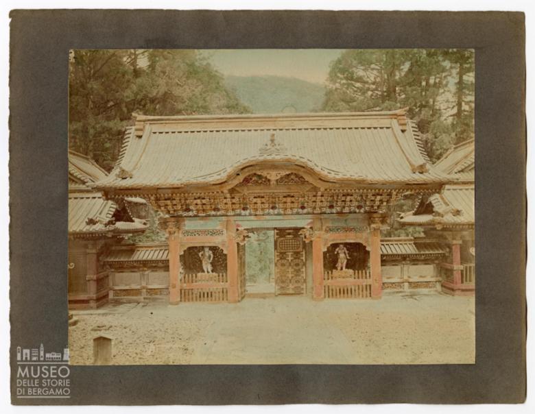 Santuario Yashamon a Nikko