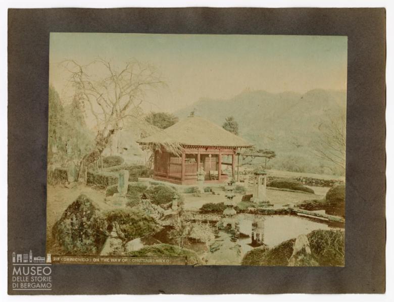 Dainichido (santuario) sulla strada del lago di Chuzenji a Nikko