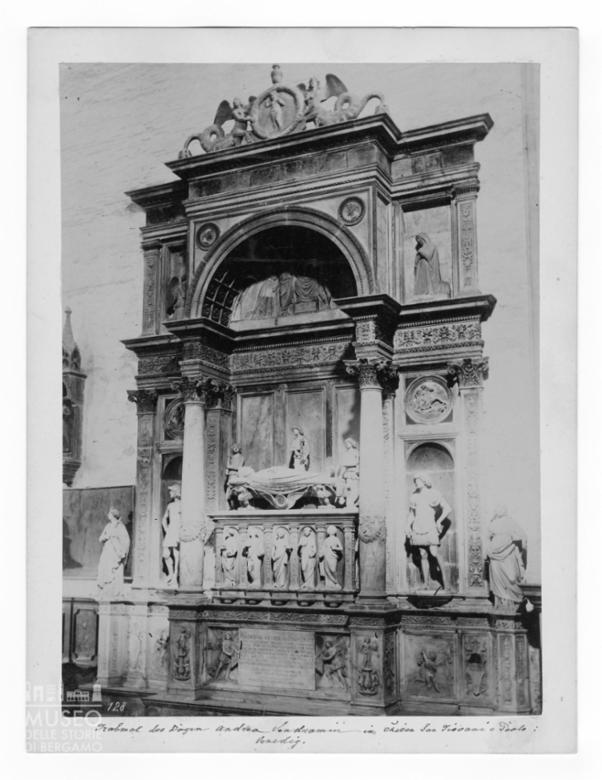 Monumento funebre del doge Andrea Vendramin nella chiesa dei Santi Giovanni e Paolo, Venezia