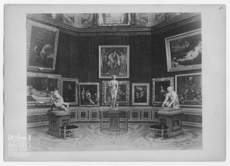 La Tribuna presso le Gallerie degli Uffizi
