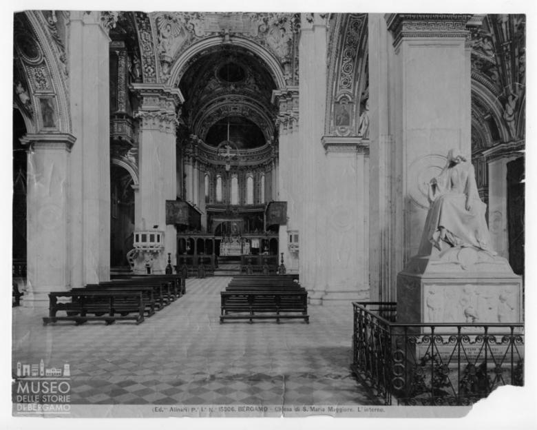 Interno della Chiesa di Santa Maria Maggiore