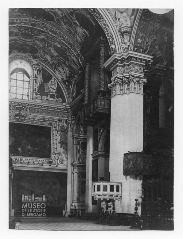 Transetto della Basilica di Santa Maria Maggiore