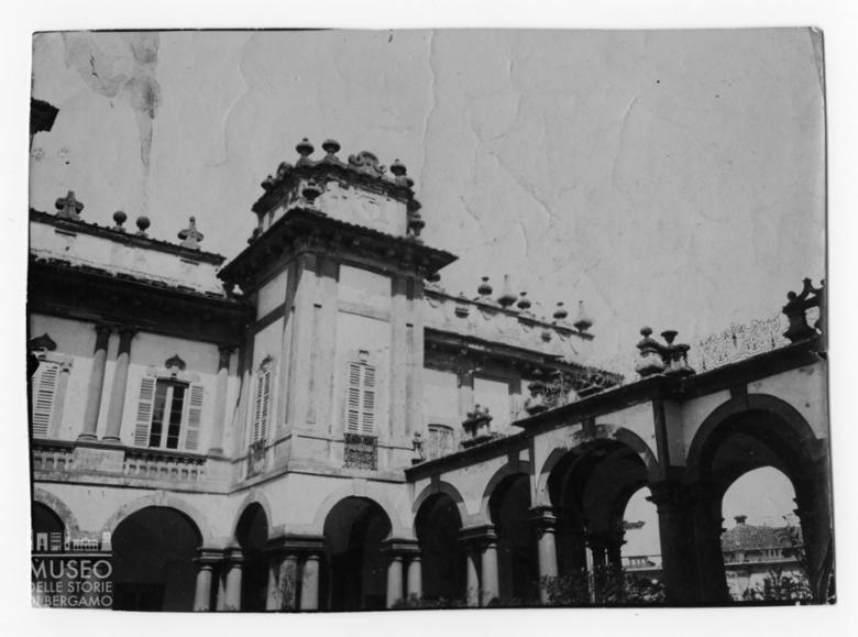 Palazzo Nuovo di Brignano Gera d'Adda